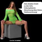 Sexcam Sofortzugang per Telefon